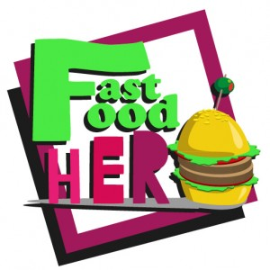 Fast Food Hero Logo